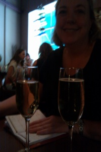Champagne Tuesday at Cellar on Greene