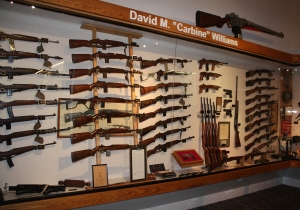 Carbine Williams exhibit