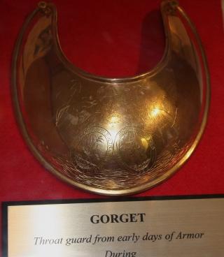 Gorget